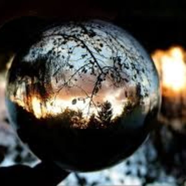 Meditation ~ The Crystal Ball of My Imagination