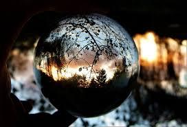 Elizabeth Bishop Consulting   Meditation ~ The Crystal Ball