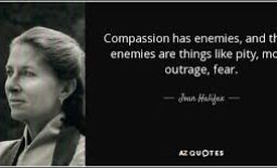 Compassion in the Face of Fear ~ Shifting the Focus to Love